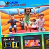 Oadby Bouncy Castle Hire