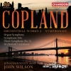 Copland: Orchestral Works 2, Symphonies- BBC PO< Wilson (Chandos)